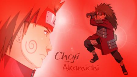 Choji Naruto Anime Background Wallpapers On Desktop Nexus Image