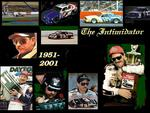 Dale Earnhardt Collage Memorium