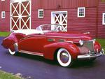 1940-Cadillac Sixty Two Custom Convertible