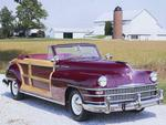 1946-Chrysler Town & Country Convertible