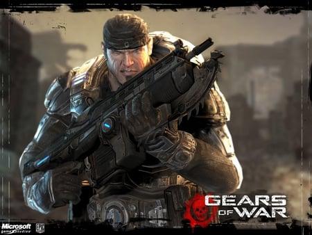 Gears of War - gears of war, gow, cog