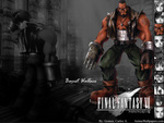 Final Fantasy VII Barret