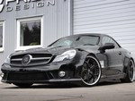 Mercedes SL-Class R230 widebody by Prior Design