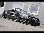 Mercedes Benz SL R230 PD