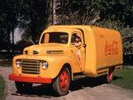 1948 Ford F5 Coca Cola Truck