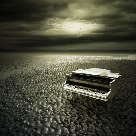 abstract piano art wallpaper - photo #38
