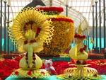 Flower Ganesha