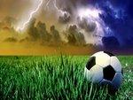 Worl football scene