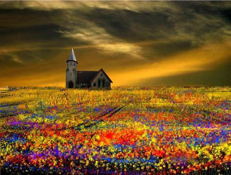Field Of Dreams Fields Amp Nature Background Wallpapers On