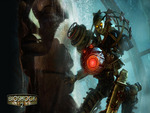 "Bioshock 2 - ""Big Sister"" Wallpaper (Widescreen)"