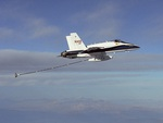 F/A-18 Automated Aerial Refueling Project