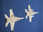 F/A-18 Automated Aerial Refueling Project_1