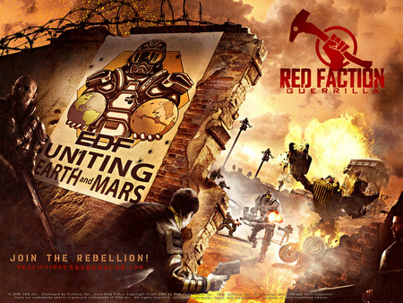 Red Faction: Guerrilla -