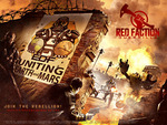 "Red Faction: Guerrilla - ""EDF Uniting"" Wallpaper"