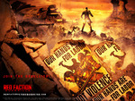 "Red Faction: Guerrilla - ""Not Violence"" Wallpaper"