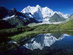 Chomolonzo-Peak Tibet