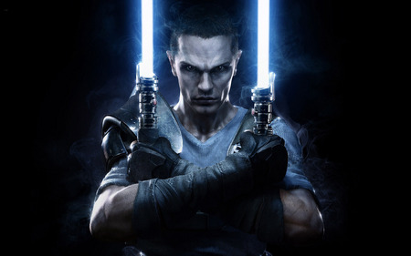 star wars : the force unleashed 2 - swords, force, republic, old, darth, future, troopers, vader, unleashed, wars, laser, star