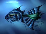 Tiger-Fish-Painting
