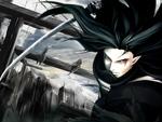 Grim Rage Samurai