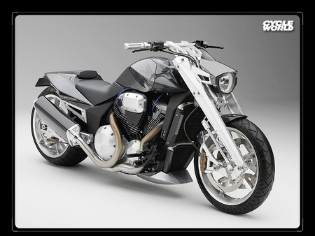 Honda_VTX_Techno-Cruiser - motorcycles