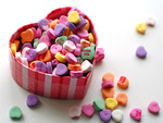 Candy ,Valentines Day