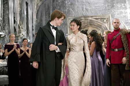 Harry Potter and the Goblet of Fire - goblet of fire, harry potter
