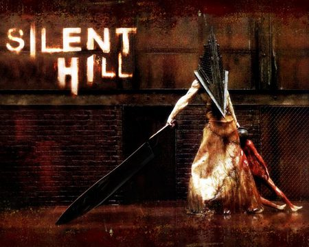 Silent Hill - creepy, play station, horror game, silent hill