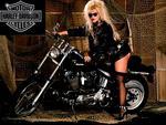 Biker babe 10