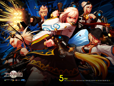 how to change dungeon fighter online resolution
