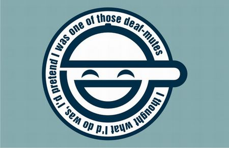 Laughing Man Logo Ghost In The Shell Anime Background Wallpapers On Desktop Nexus Image 385004