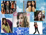 Demi Lovato collage
