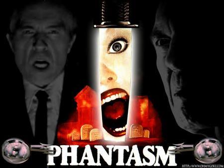 Phantasm - horror, movie, tall man, phantasm