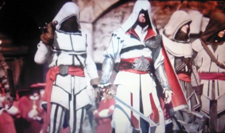 Assassin's Creed Brotherhood - assassins creed, assassin, brotherhood