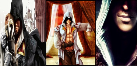 Ezio, oh you naughty boy you! - ezio, sexy beast, assassins creed, yummy
