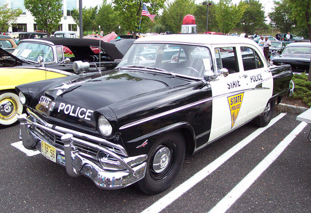 old police cars wallpaper - photo #11