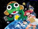 Keroro Gunso (Sgt. Frog) Invading Pekopon!