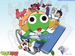 Keroro Gunso (Sgt. Frog) Main Characters