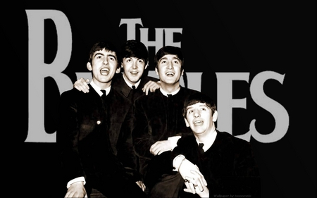 The Beatles - the beatles, harrison, music, mccartney, lennon, star