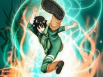Rock Lee- Konoha's Dragon