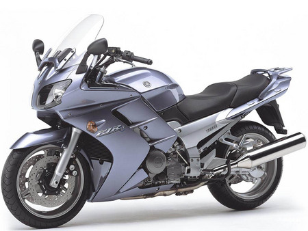 Yamaha FJR - great, disk, look, tyres