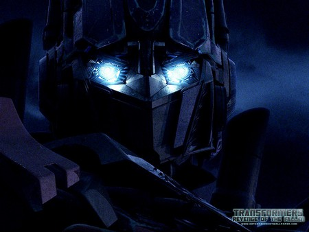 EYE Optimus Prime - fighting, hd, movie, action, eye, video game, game, avatar, robot, adventure, optimus prime, entertainment, transformers, face