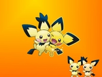 "Spikey-Eared Pichu and ""Pikachu-Colored"" Pichu"