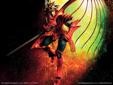 The Legend of Dragoon - legend, legend of dragoon, dragoon, angels