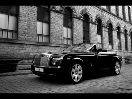 2009 Rolls Royce Phantom Drophead - rolls royce, phantom