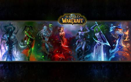 World Of Warcraft Fanart By Jian Guo Wallpaper Widescreen