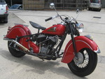Indian Chief 1945-1947