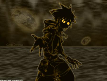 Anti Sora Kingdom Hearts Video Games Background