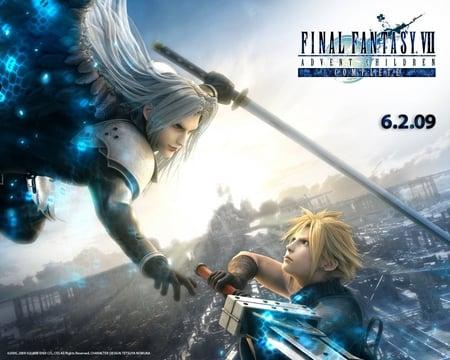 Final.Fantasy.VII.Advent.Children.Complete - cloud, final, strife, adventchildren, ff7, masamune, fantasy, sephiroth, fight