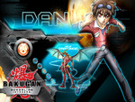 Bakugan Gundalian Invaders Dan