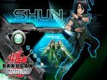 Bakugan Gundalian Invaders Shun